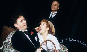 'I wrote something that was enormously long' … By Jeeves, a revised version of the original musical, performed at the Duke of York in 1996.