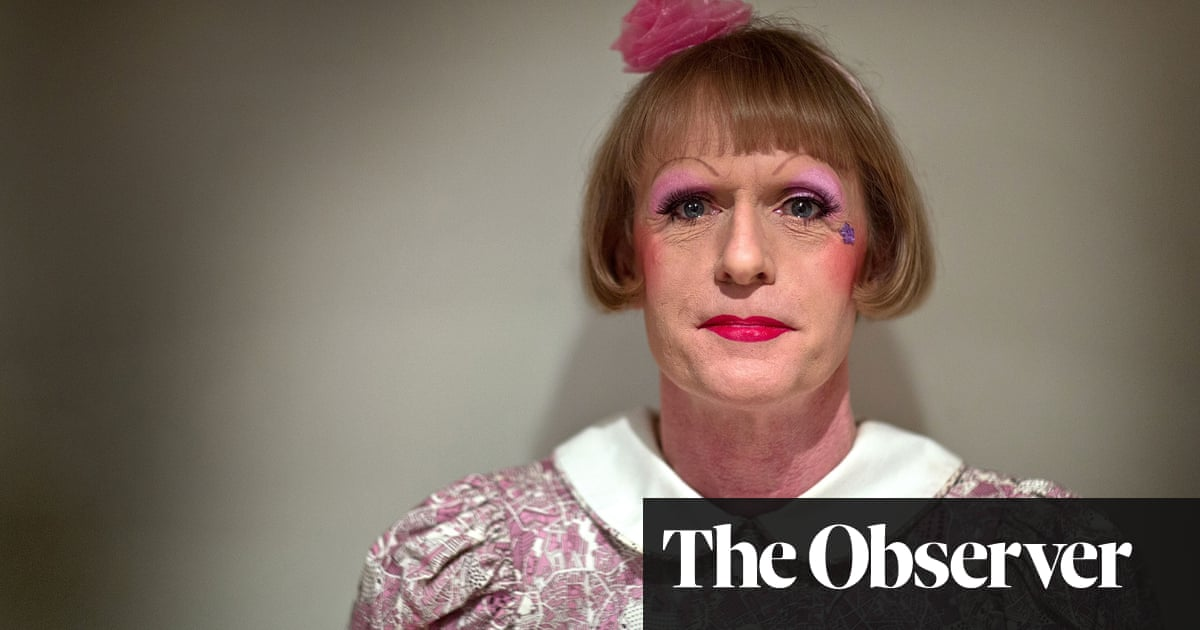 The Descent of Man by Grayson Perry review – a man's man is