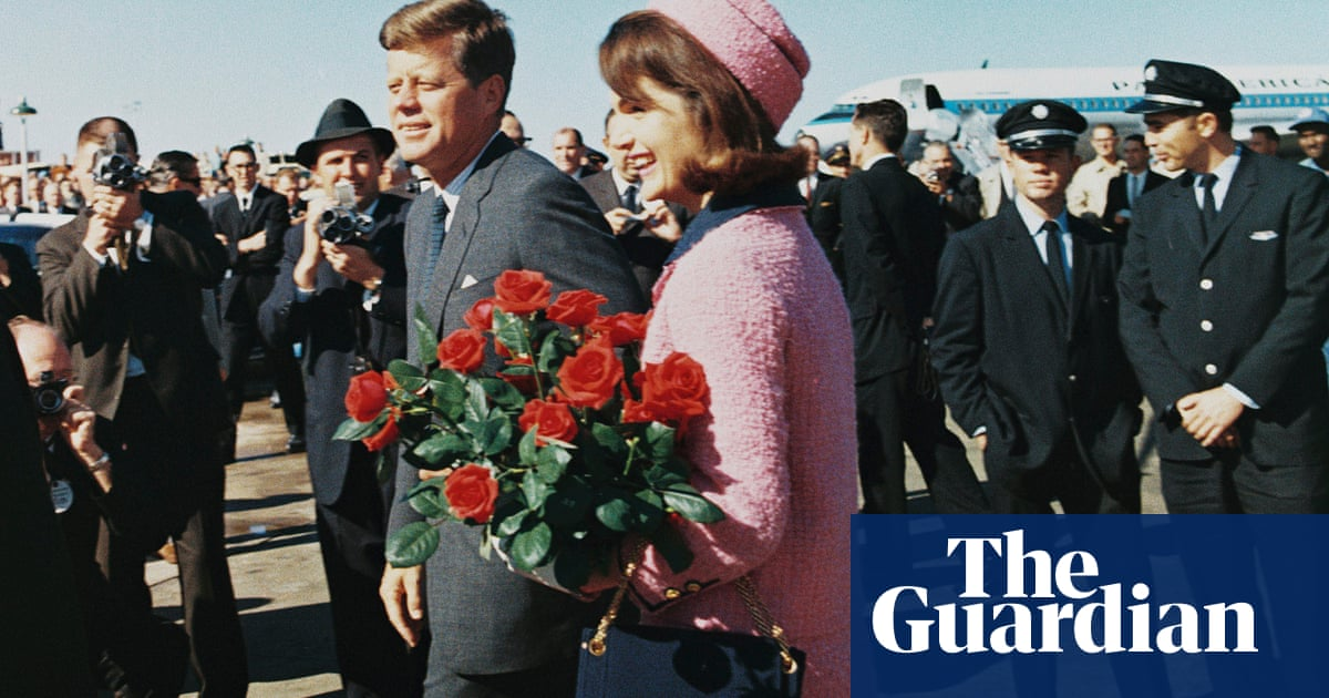 d654bb2c4e Jackie Kennedy s pink wool suit and the dark side of first lady fashion