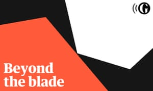 Beyond the blade graphic