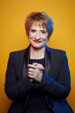 'If someone has the talent, they have the RIGHT to be temperamental' … LuPone.