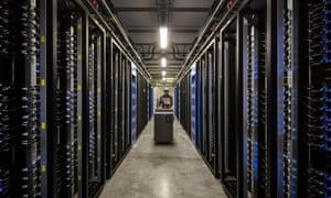 Facebook data centre in Sweden