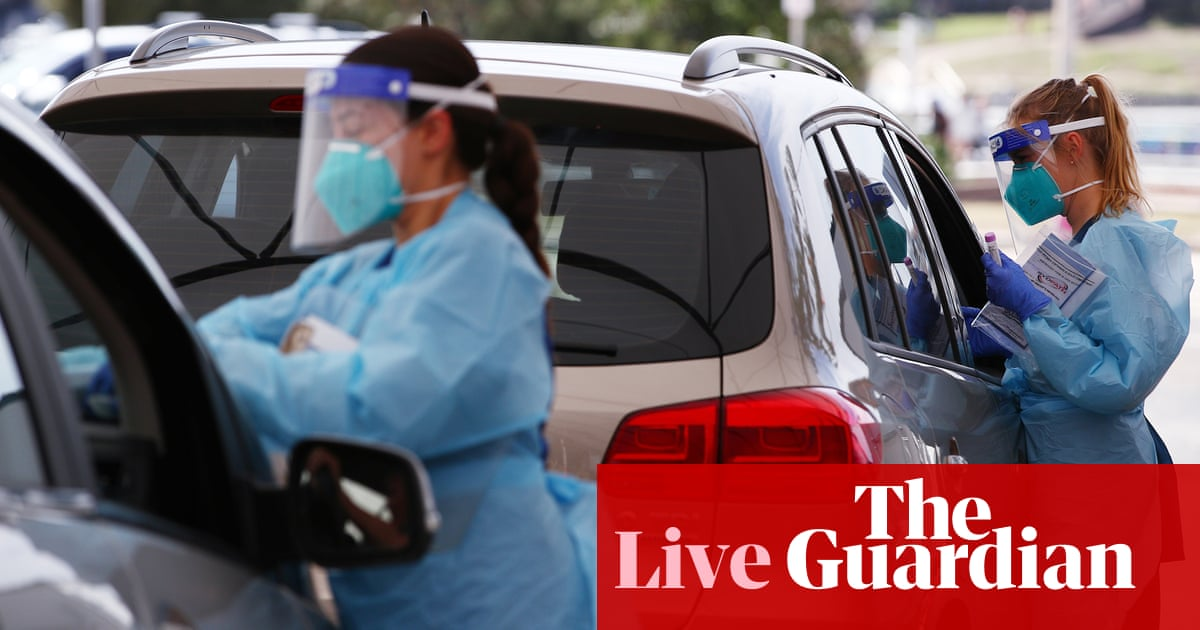 Australia news live: NSW reports nine new coronavirus cases as Victoria records zero infections and deaths – The Guardian