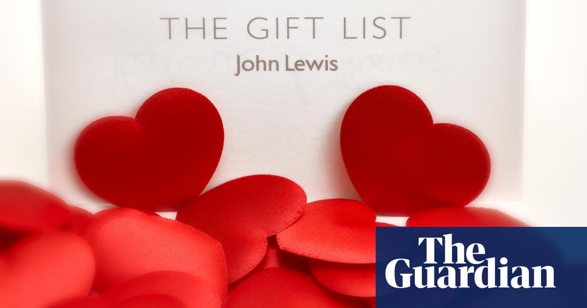 Wedding Gifts John Lewis: John Lewis Fails To Deliver On Its Wedding Gift List