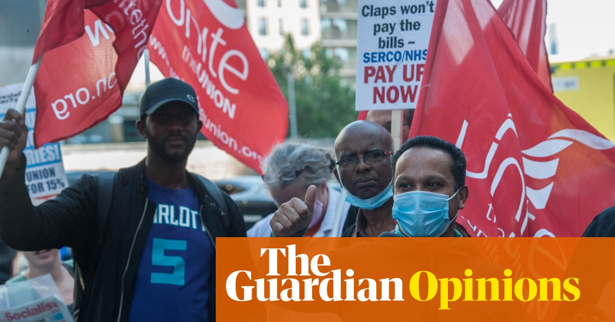 Unite will no longer rely on Labour – fighting for our members must come first