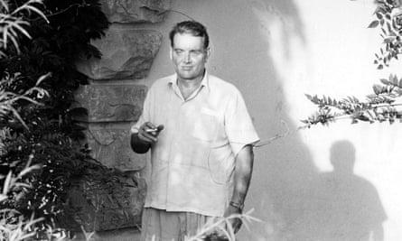 Cambridge spy Guy Burgess in 1961