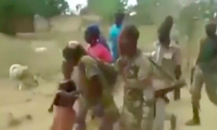 Video shows Cameroon army killing women and children, says Amnesty