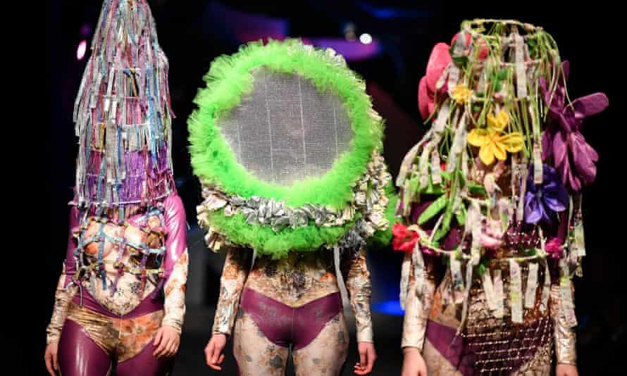 Designs by Velvet Seflora at the Glasgow School of Art