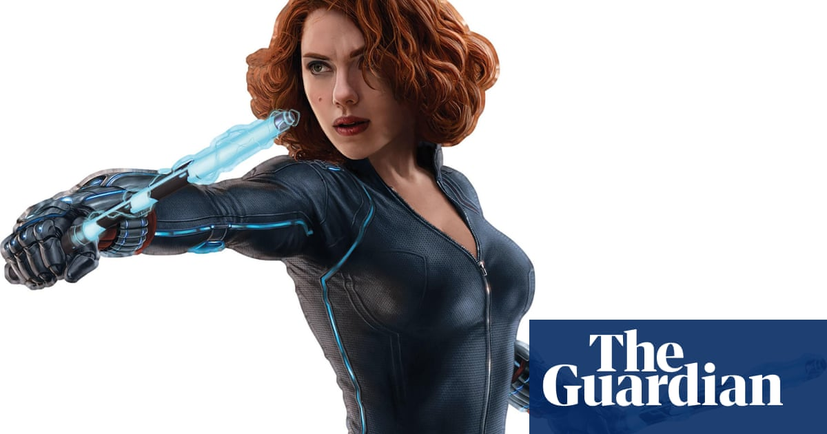 Scarlett Johansson Marvel