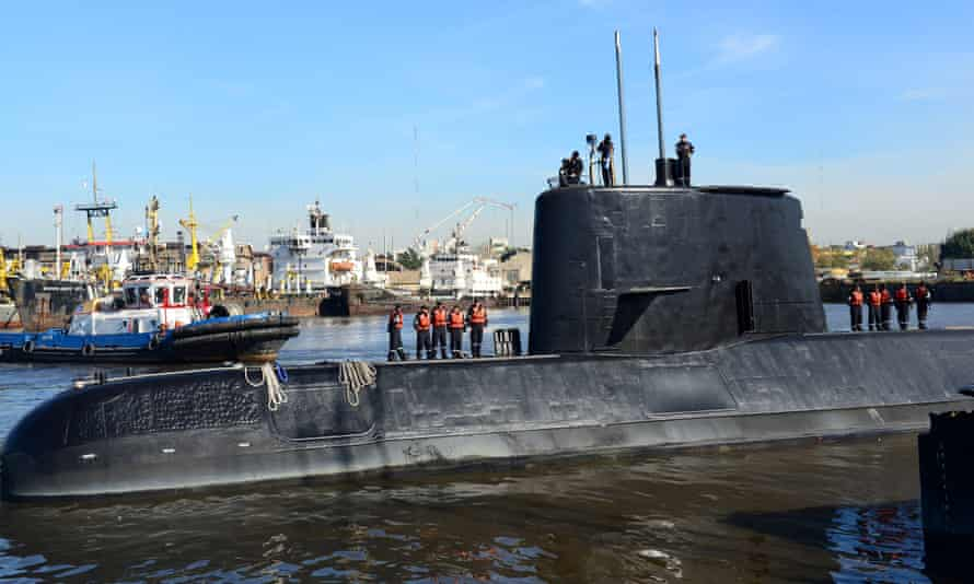 The Argentine military submarine ARA San Juan has been found deep in the Atlantic a year after it disappeared.