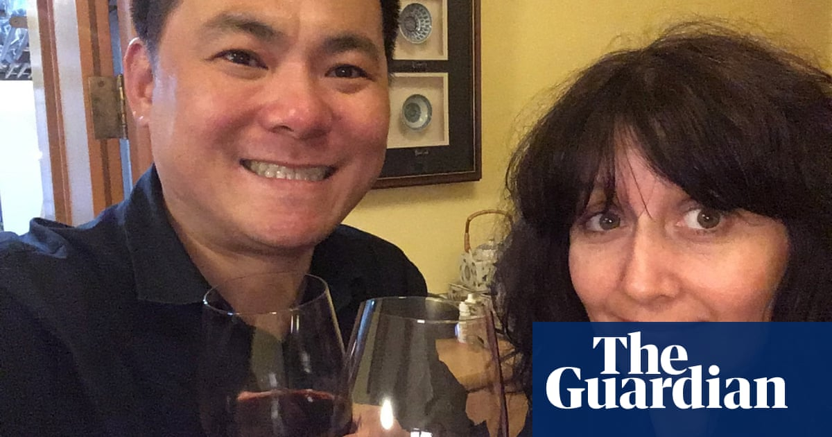 How we met: 'He bought me a toothbrush to keep at his flat – and I panicked'