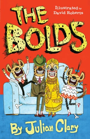 The Bolds illustrated by David Roberts, written by Julian Clary (Andersen Press)