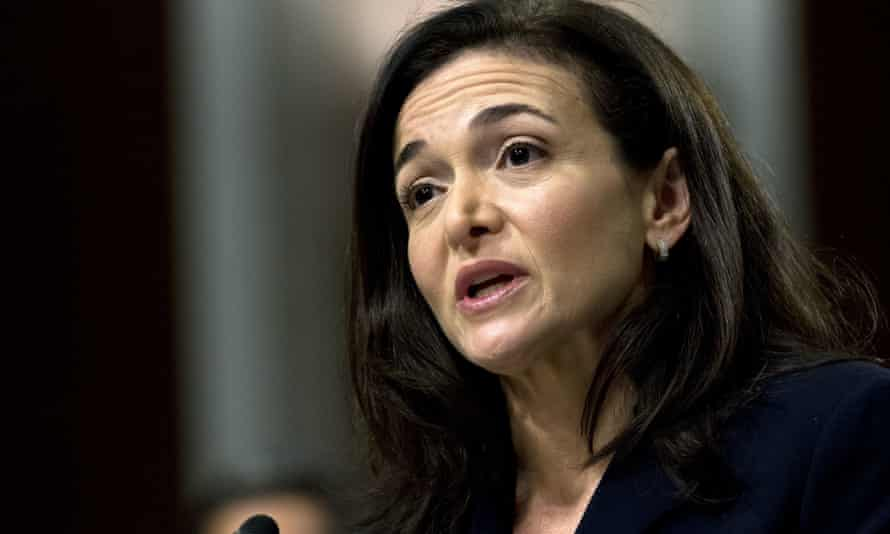 Sheryl Sandberg, Facebook's chief operating officer, welcomed the audit