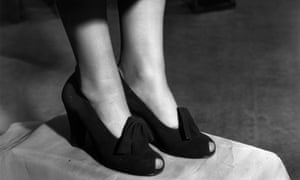 e719fc0e103 The trend for suede shoes – fashion archive, 7 September 1956 ...