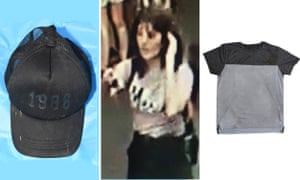 CCTV image and objects of interest in the death of Israeli student Aiia Maasarwe