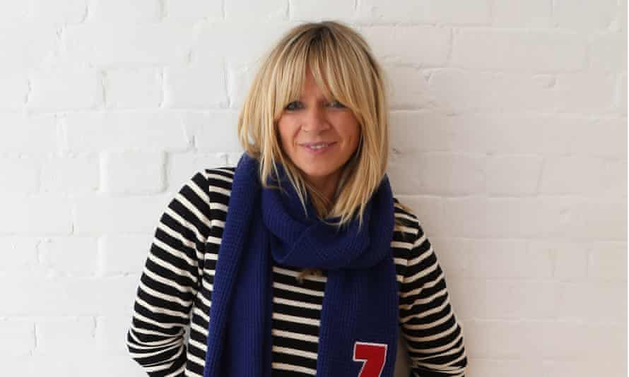'I love a bit of pastoral telly': Zoe Ball