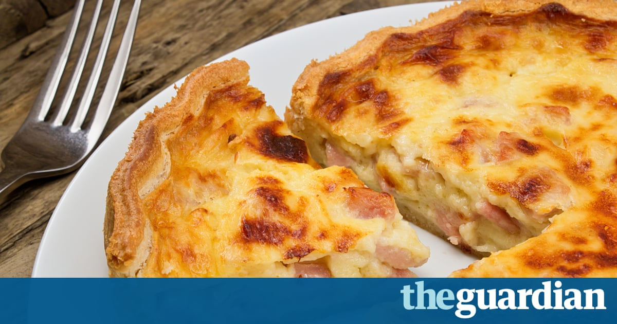 Quiche lorraine taste test: should you be a fan of supermarket flan? | Tony Naylor
