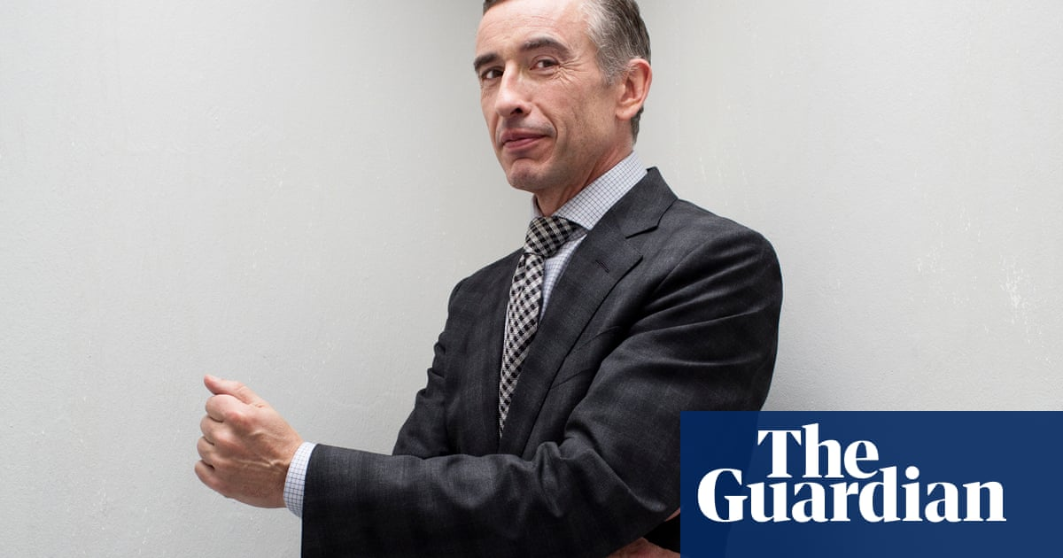 Steve Coogan: 'It took me a long time to face up to my