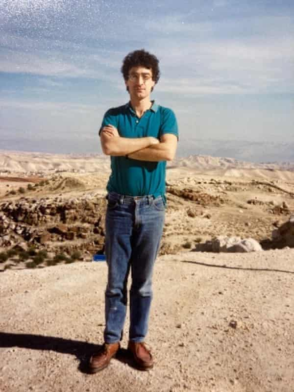 Ian Black as the Guardian's Jerusalem correspondent.