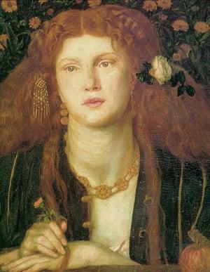 Bocca Baciata, Dante Gabriel Rossetti
