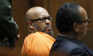 Former rap mogul 'Suge' Knight jailed for 28 years for killing man