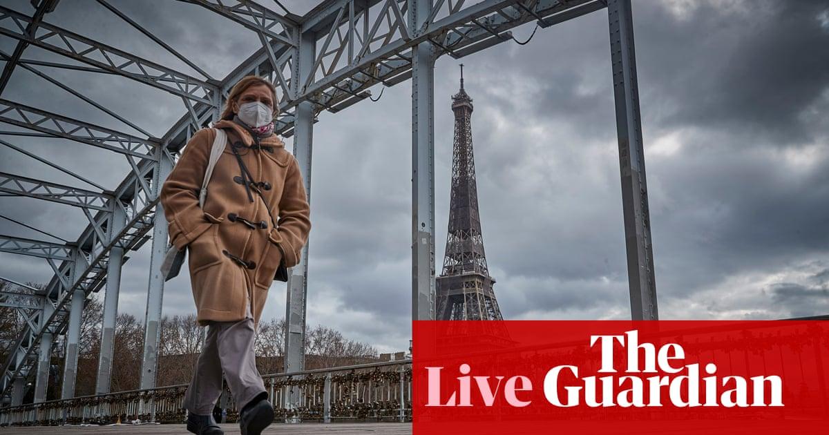 Coronavirus live news: European countries to resume AstraZeneca vaccinations; Paris to start lockdown