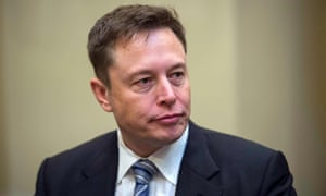 Tesla CEO Elon Musk. Investors who have been willing to lose around $5bn since 2016 on their strong belief that Tesla cannot deliver on it promises.