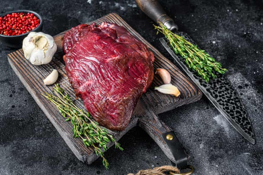 Venison is increasingly regarded as a healthy, sustainable and readily available alternative to other types of red meat