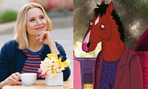 The Good Place and BoJack Horseman