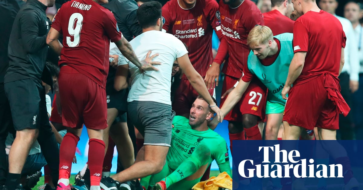 The Fiver | Losing the absolute run of oneself