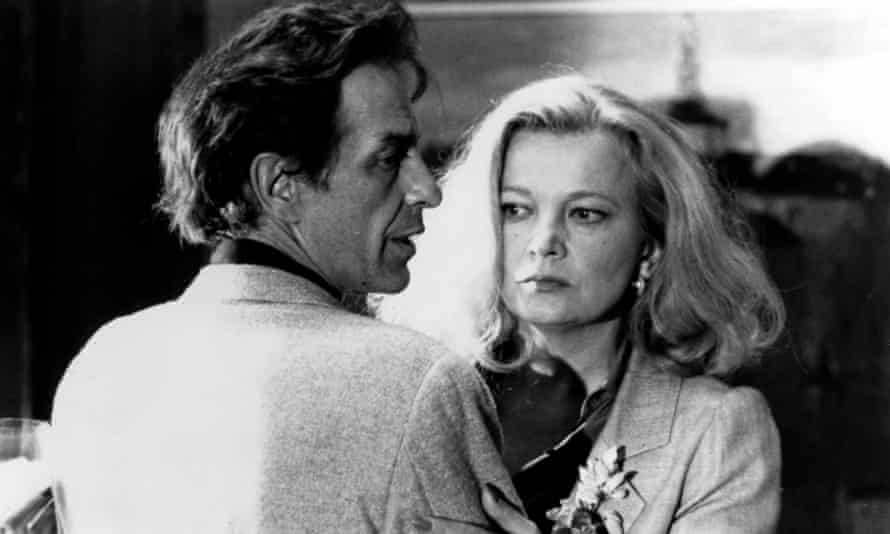 John Cassavetes and Gena Rowlands in Love Streams (1984).
