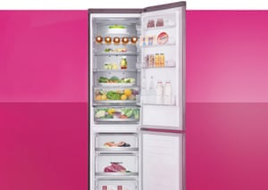The LG GBB92STAXP 'unflappable fridge freezer'