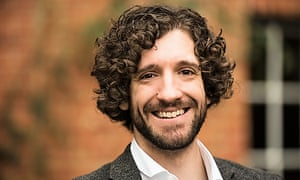 Greg Jenner - writer - by James Gifford-Mead