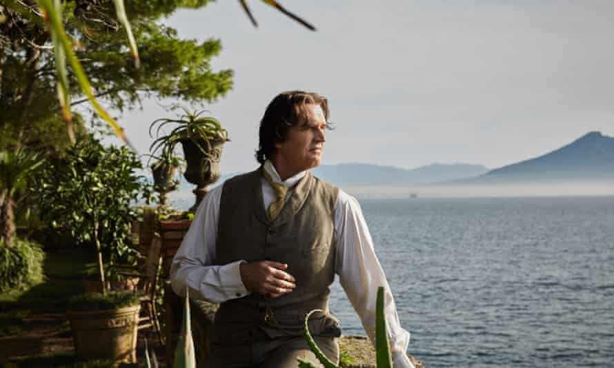 Rupert Everett in The Happy Prince.