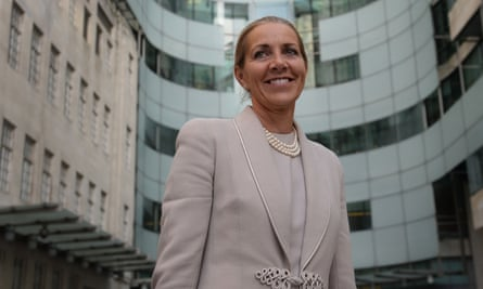 Rona Fairhead stepped down after being told she would have to apply to become chair of the new BBC unitary board.