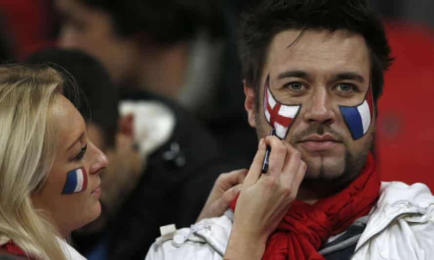 """""""We will never forget hearing the <a href=""""http://www.theguardian.com/world/2015/nov/17/france-england-fans-sing-la-marseillaise-wembley-stadium-paris-terror-attacks"""">Marseillaise sung by thousands</a> of English football supporters at Wembley."""""""