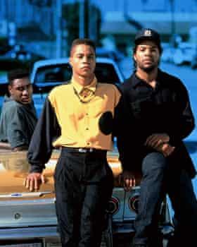 In Boyz N The Hood.
