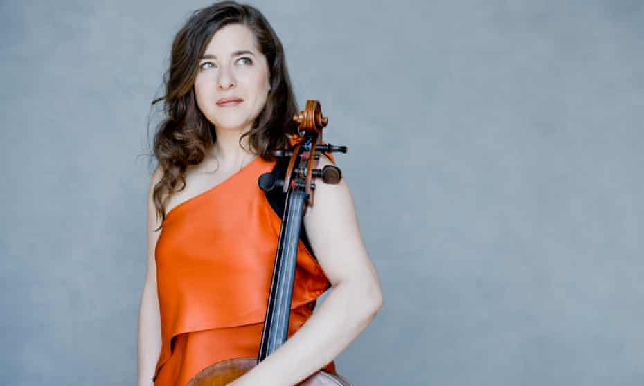 Playing that leaps and dances... Alisa Weilerstein