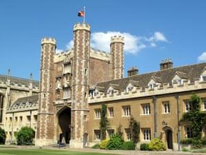 Trinity College.