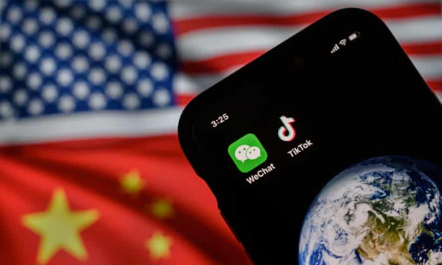 Trump lawyers say it is in the interest of national security to ban TikTok because of its links between ByteDance, the app's parent company, and the Chinese government.