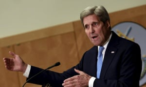 Secretary of state John Kerry has announced the US will expand its refugee admissions programme.