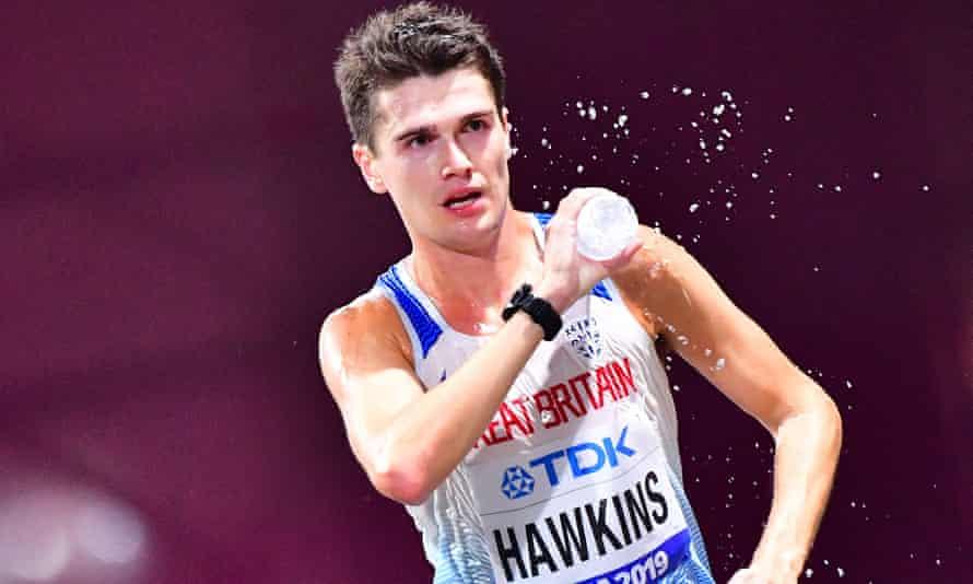 Callum Hawkins, Team GB