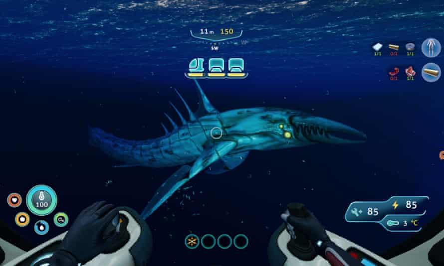Subnautica: Below Zero review — life begins at minus 30 | Games | The  Guardian