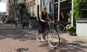 Anna Luten - the bicycle mayor of Amsterdam