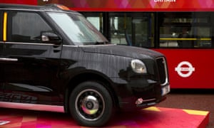 all london black cabs to take card payments from october uk news the guardian. Black Bedroom Furniture Sets. Home Design Ideas