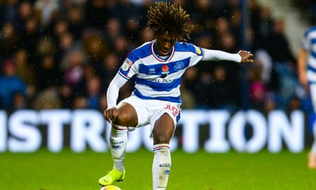 Eberechi Eze: the young playmaker with the X Factor at QPR
