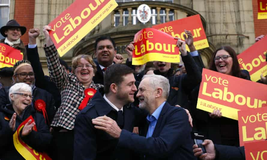 Labour party wins Oldham West and Royton