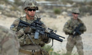 Us troops military Afghanistan Taliban
