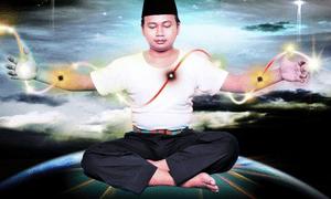 Spiritual consultant and paranormal M'Bah Pe'a Ki Nogo-Rogo