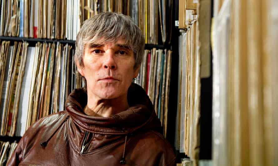 He's a tinfoil wizard – there has to be a twist … Ian Brown.